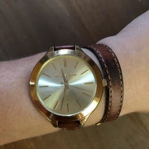Used MK watch